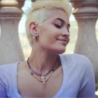 Paris Jackson : son nouveau look étonnant... à la Miley Cyrus