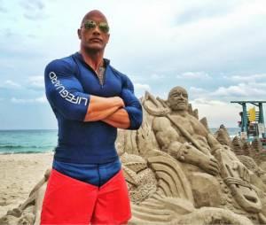 Alerte à Malibu : Dwayne Johnson sur le tournage du film à Miami