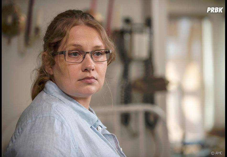 The Walking Dead saison 6 : Denise meurt
