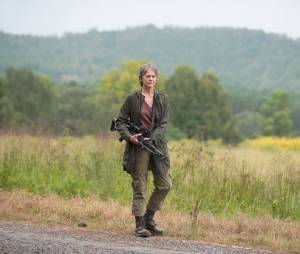 The Walking Dead saison 6 : Carol sur le départ dans l'épisiode 14
