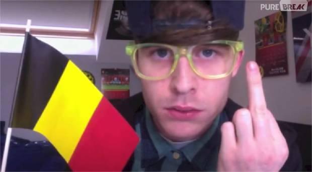 Gui-Home réagit en vidéo suite aux attentats terroristes à Bruxelles