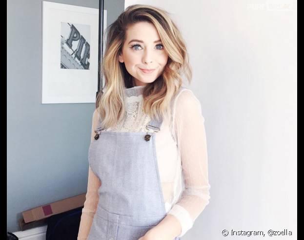 Zoella : la YouTubeuse britannique bientôt élue célébrité la plus sexy ?