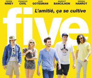 Five : 5 raisons de ne pas manquer le film avec Pierre Niney