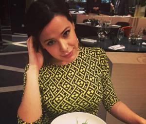 Daniela Martins va devoir manger pour deux maintenant