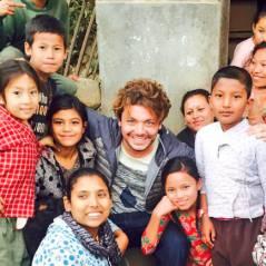 Kev Adams au Népal : sa coiffure improbable fait réagir ses fans