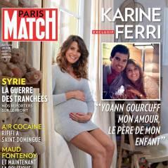 Karine Ferri maman : de retour dans The Voice après la naissance de son fils ?