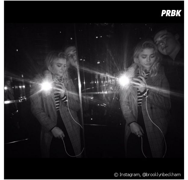 Chloë Grace Moretz et Brooklyn Beckham s'affichent en couple