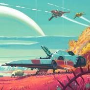 No Man's Sky : une vidéo qui revient sur la direction artistique du jeu