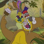 Les Simpson : Homer, Marge, Bart... version Disney dans un nouveau générique