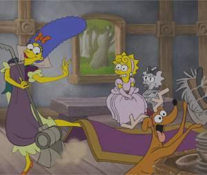Les Simpson : un générique façon Disney par Eric Goldberg