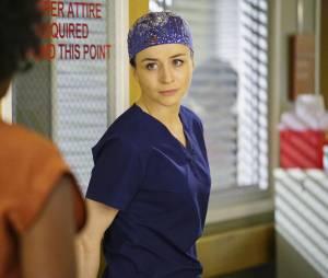 Grey's Anatomy saison 12, épisode 21 : Amelia (Caterina Scorsone) sur une photo