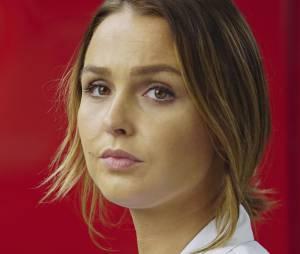 Grey's Anatomy saison 12, épisode 21 : Jo (Camilla Luddington) sur une photo