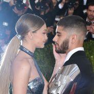 Zayn Malik et Gigi Hadid en couple au MET Gala 2016 devant Kim Kardashian et Kanye West