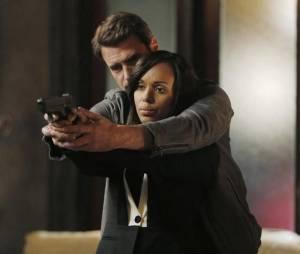 Scandal saison 4 : Olivia et Jake sur une photo