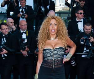 Afida Turner au Festival de Cannes 2013