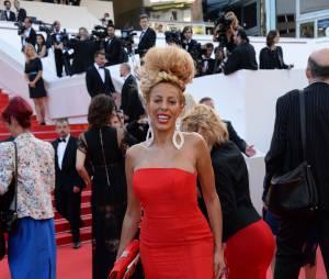 Afida Turner au Festival de Cannes 2014