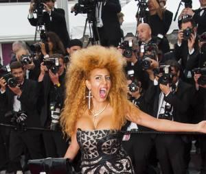 Afida Turner au Festival de Cannes 2015