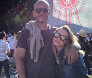 Becca Tobin (Glee) et son fiancé Zach Martin