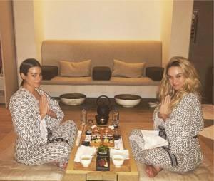 Becca Tobin et Lea Michele toujours amies depuis la fin de Glee