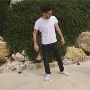 Jhon Rachid, Norman, Hugo Tout seul... leçon de danse délirante à Cannes