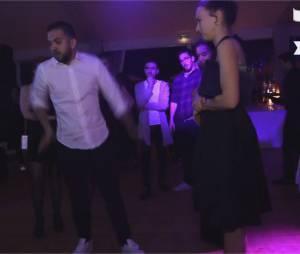 Jhon Rachid donne des leçons de danse à Cannes