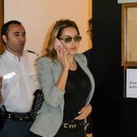 Nabilla Benattia clashe la famille de Thomas Vergara pendant son procès
