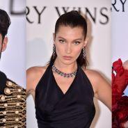 Baptiste Giabiconi, Bella Hadid, Katy Perry... Red carpet sexy et sublime à l'amfAR