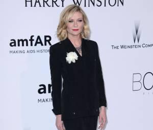 Kirsten Dunst au gala de l'amfAR.