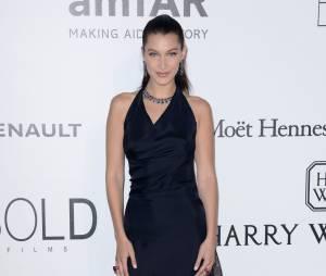Bella Hadid au gala de l'amfAR.
