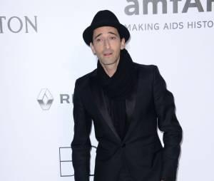 Adrien Brody au gala de l'amfAR.