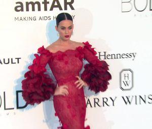 Katy Perry et Orlando Bloom à l'amfAR