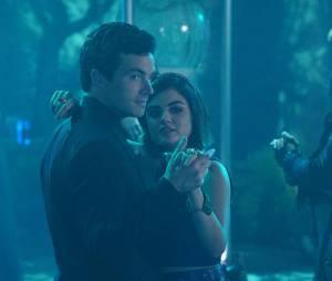 Pretty Little Liars saison 7 : Aria et Ezra bientôt mariés ?