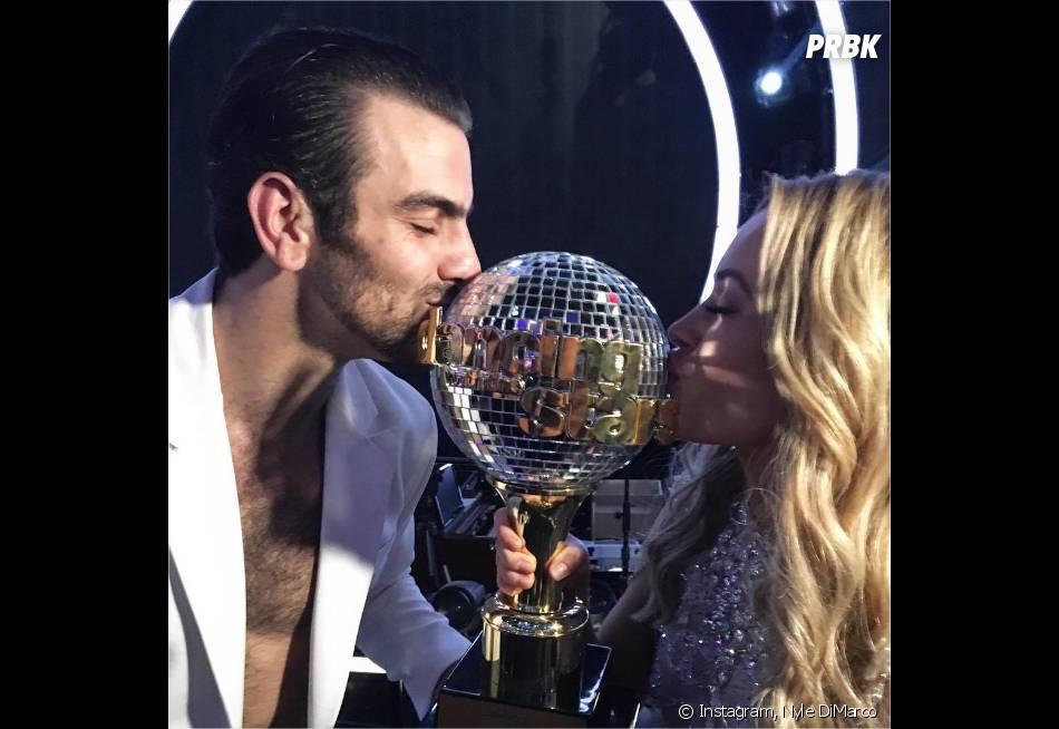 Nyle DiMarco gagnant de la saison 22 de Dancing with the Stars