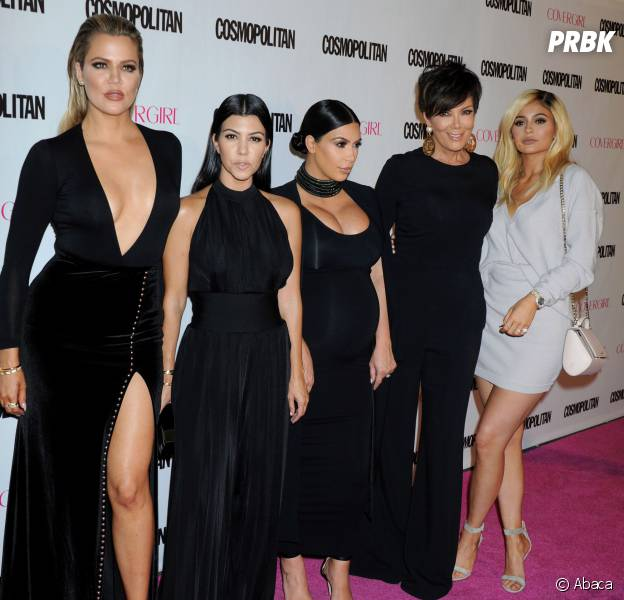 Kim Kardashian, Kylie Jenner... bientôt un film sur leur vie ?