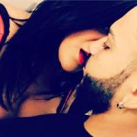 Sarah Fraisou (Les Anges 8) en couple : photo de bisou avec Malik sur Instagram