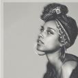 Alicia Keys sans maquillage sur la pochette de son nouvel ablum, In Common