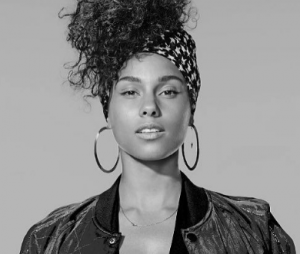 Alicia Keys adepte du no make-up, elle explique pourquoi !