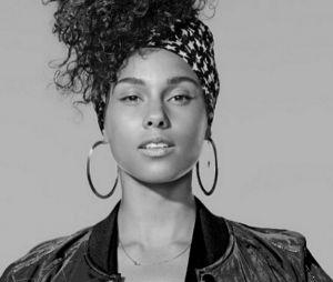 "Alicia Keys au naturel dans le clip ""In Common"""