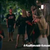 Amandine Michel (Les Anges 8) quitte l'aventure, Raphaël Pépin et Eddy se réconcilient