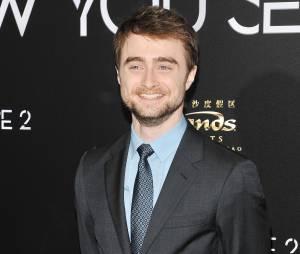 Daniel Radcliffe à l'avant-première d'Insaisissables 2 à New York le 7 juin 2016