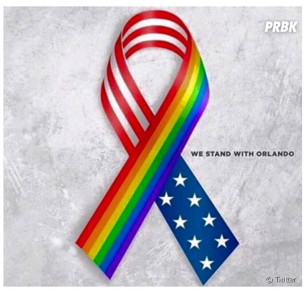 Kim Kardashian, Ryan Gosling, Lady Gaga, Amélie Neten, Priscilla Betti... Tous solidaires avec Orlando sur Twitter.