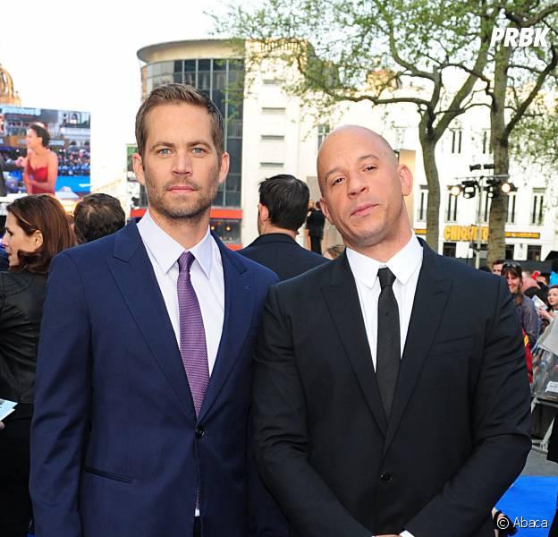 Paul Walker : Vin Diesel lui rend de nouveau hommage