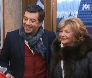 Stéphane Plaza endeuillé, il ferait une pause depuis le décès de sa maman.