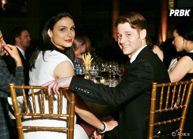 Ben McKenzie et Morena Baccarin sont tombés amoureux sur le tournage de Gotham