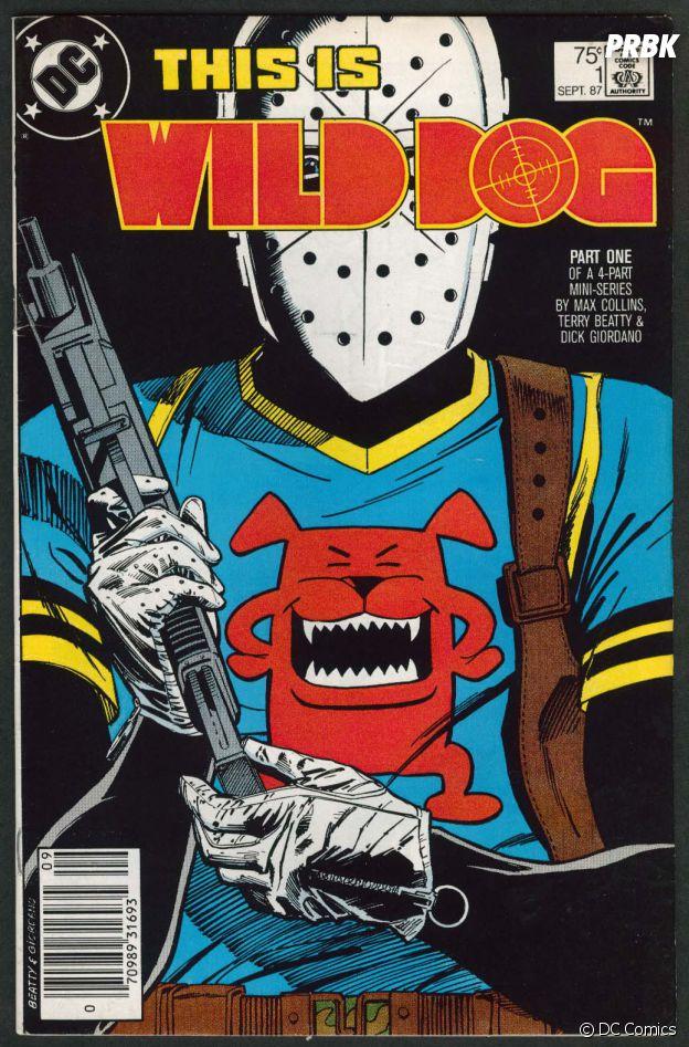Arrow saison 5 : Wild Dog dans les comics