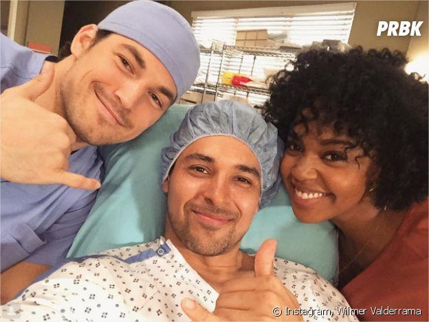 Wilmer Valderrama a joué dans la saison 12 de Grey's Anatomy