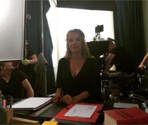 Clem saison 7 : Elodie Fontan sur le tournage