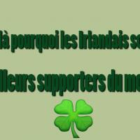 Les Irlandais sont les meilleurs supporters du monde : best of de leurs délires à l'Euro 2016 🍀⚽
