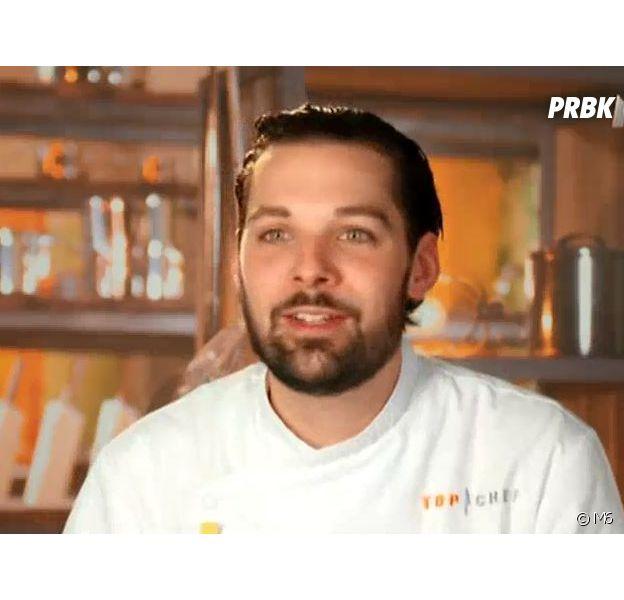 Xavier Pincemin (Top Chef 2016) héritier