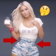 Kim Kardashian photoshoppée dans le clip M.I.L.F $ de Fergie ? Sa réponse sur Snapchat